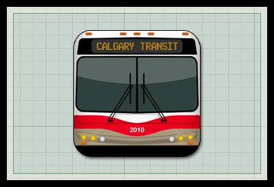 Calgary Transit App Icon