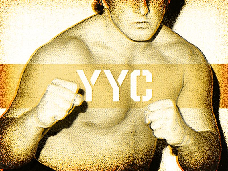 Ian Regier - I Heart YYC
